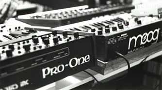 Sequential Circuits Pro-One, Moog Prodigy